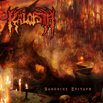 Sanguine Epitaph cover art