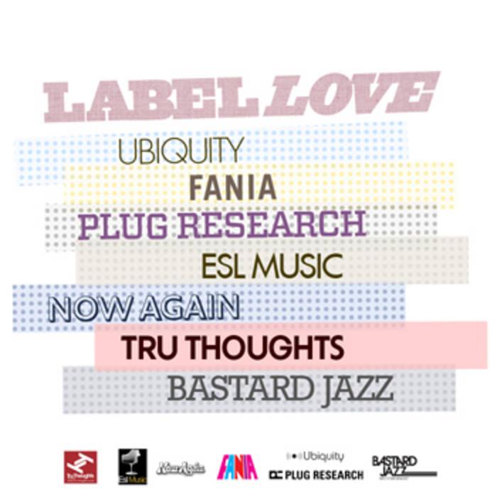 Label Love 001 cover art