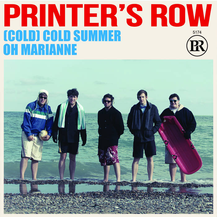 (Cold) Cold Summer cover art