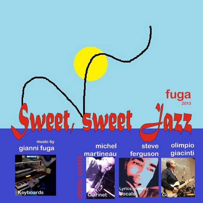 Sweet, sweet Jazz cover art