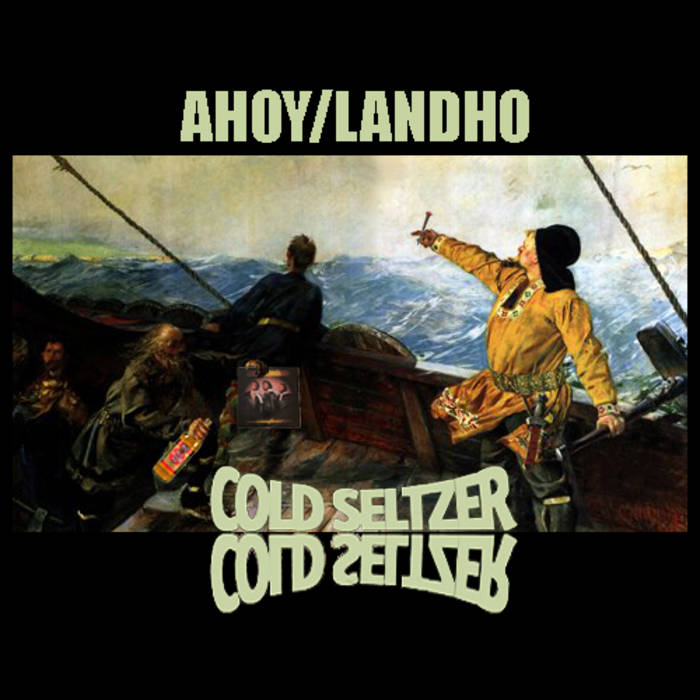 AHOY/LANDHO cover art