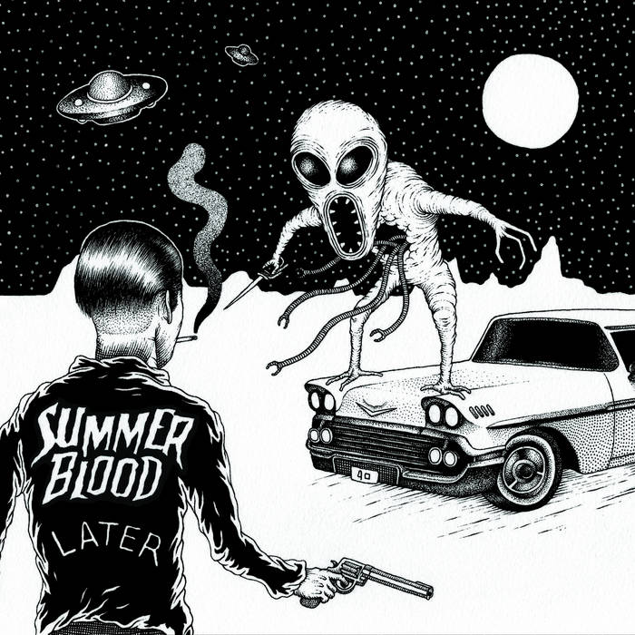 Later E.P. cover art