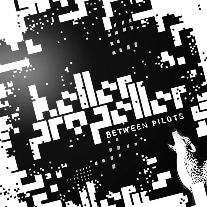 Between Pilots EP cover art