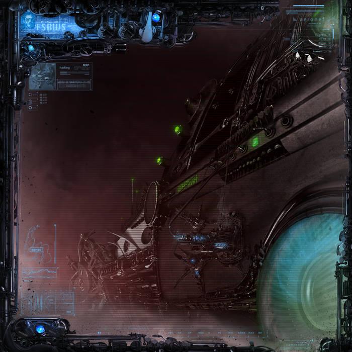 Aeronef EP cover art