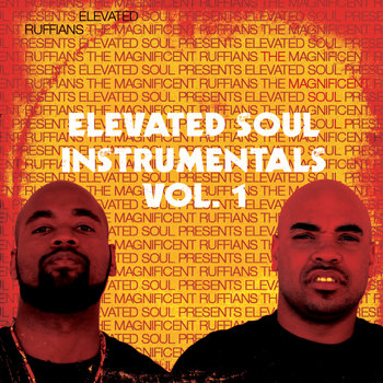 The Magnificent Soul LP Instrumentals Vol.1 cover art