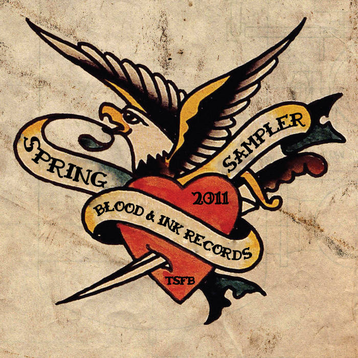 Spring Sampler 2011 cover art