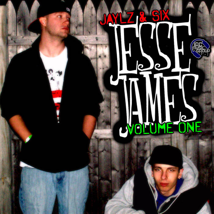 Jesse James, Vol. 1 cover art