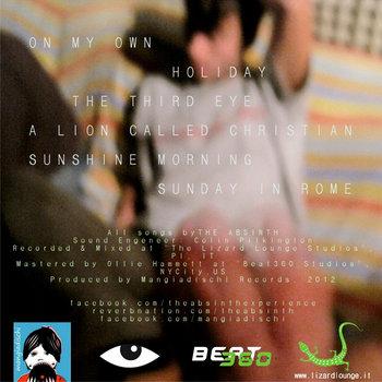 MEN IN NO MAN'S LAND (2012) cover art