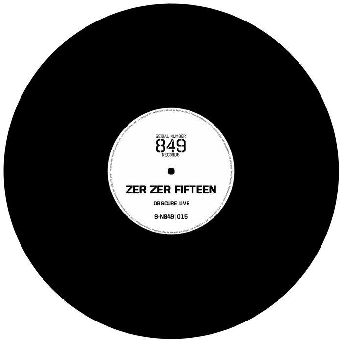 Zer Zer Fifteen cover art