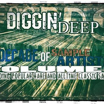Diggin Deep Vol. 2 cover art