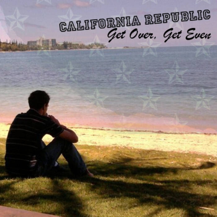 Get Over, Get Even (EP) cover art