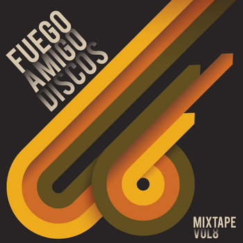 Mixtape #8 cover art