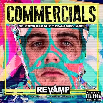 Commercials cover art