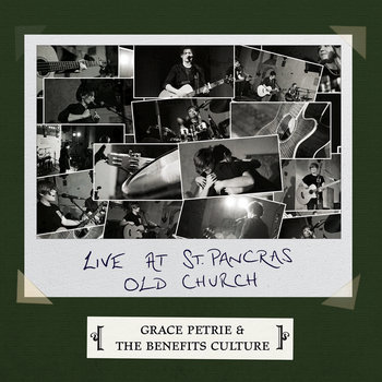 Live at St Pancras Old Church cover art