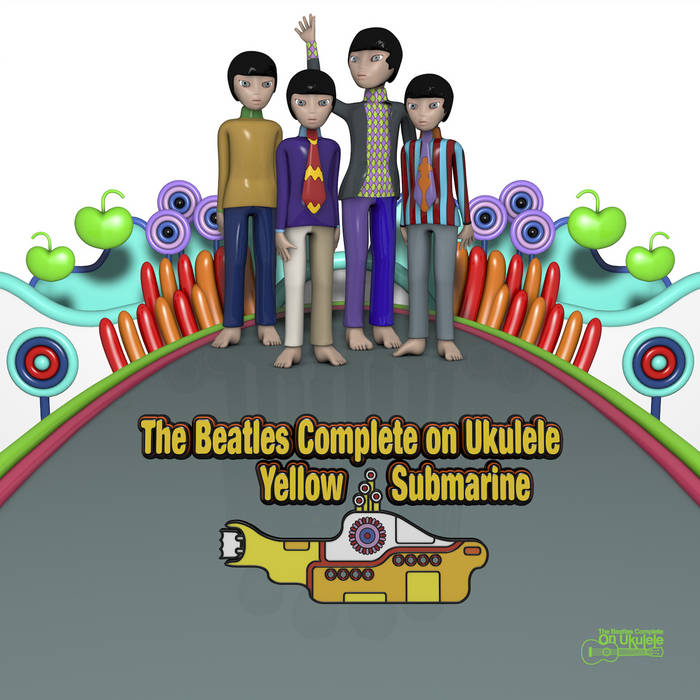 Yellow Submarine cover art