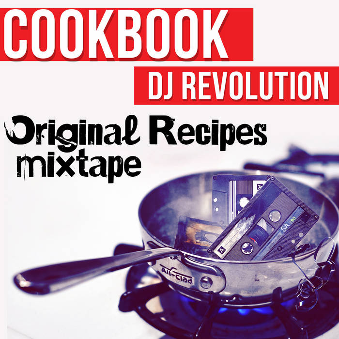 Original Recipes MixTape cover art