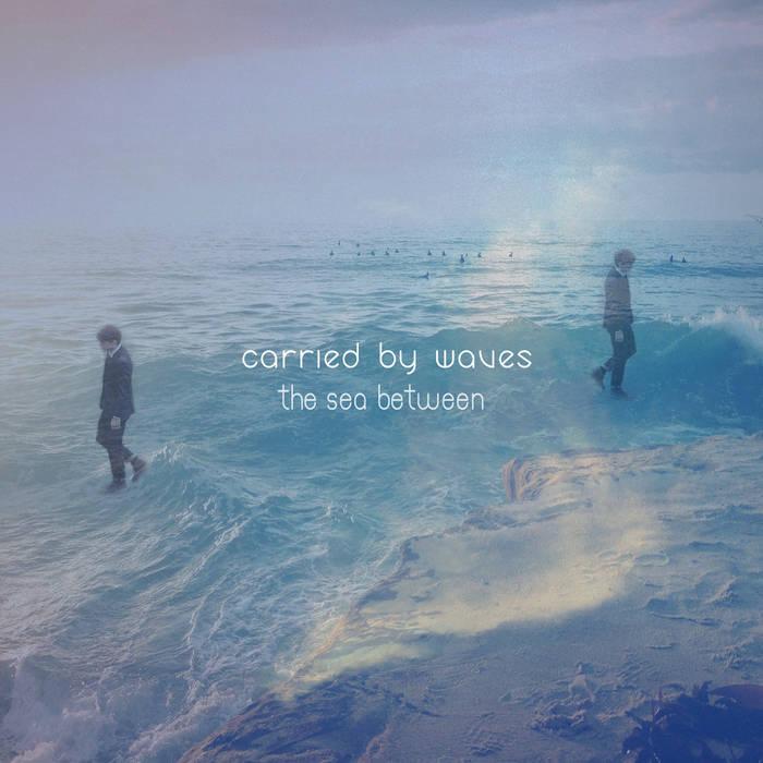 THE SEA BETWEEN (Oct 2013) cover art