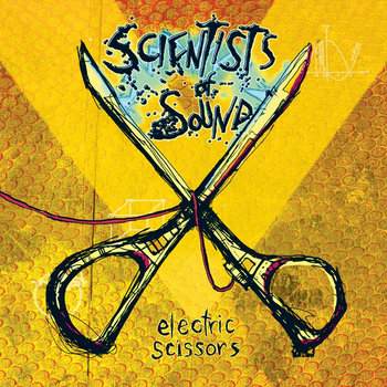 Electric Scissors cover art