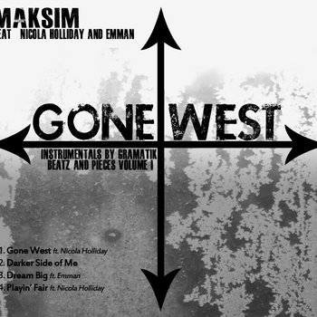 Gone West (Free EP) cover art
