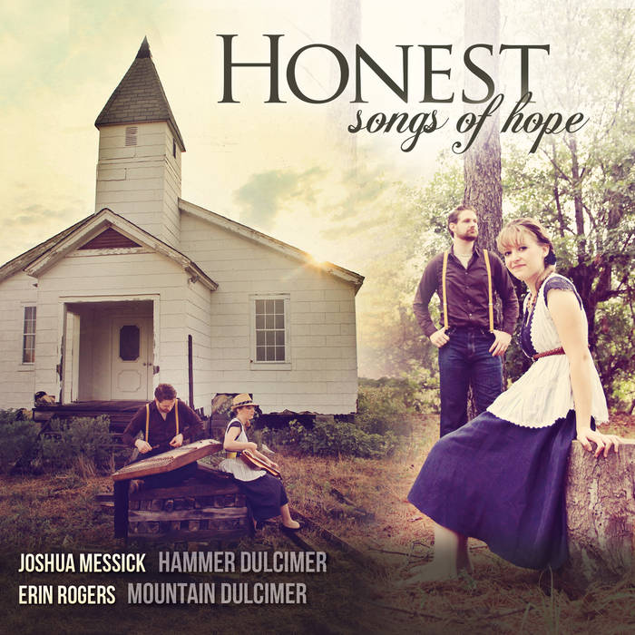 Honest: Songs of Hope cover art