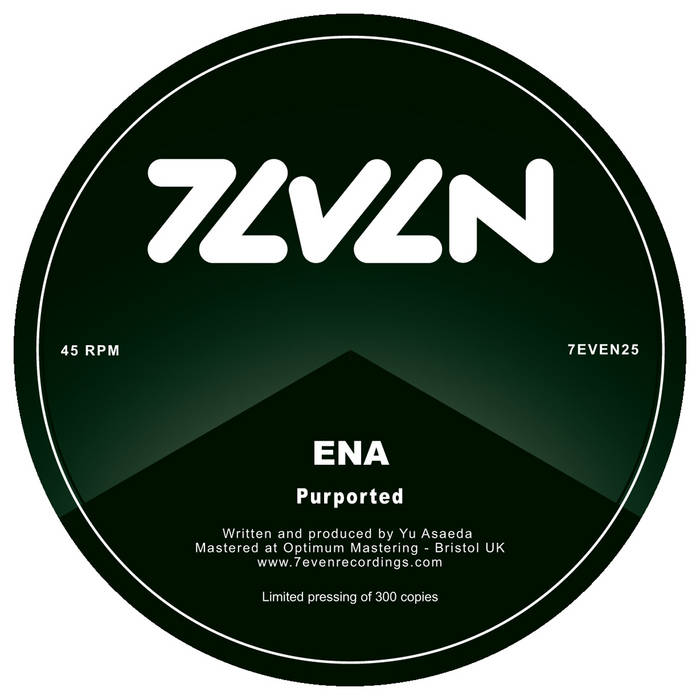 ENA - Purported / Whereabouts cover art