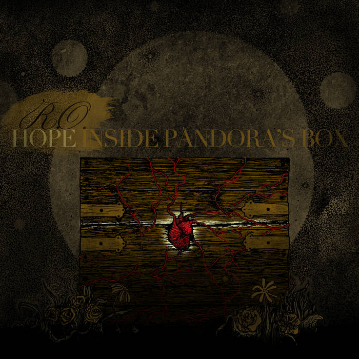 HOPE INSIDE PANDORA'S BOX cover art
