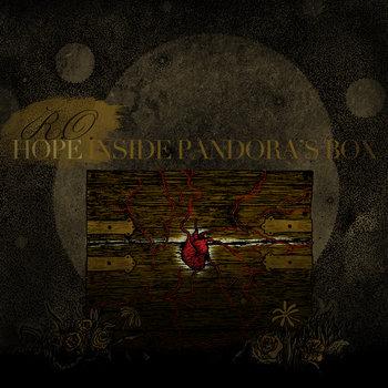 HOPE INSIDE PANDORA'S BOX cover art