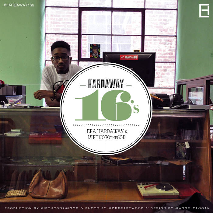 #Hardaway16s cover art