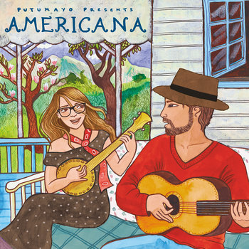 Americana (Re-Release) cover art