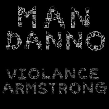 Violance Armstrong EP cover art
