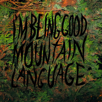 Mountain Language cover art