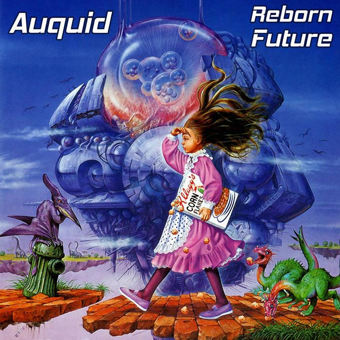 Reborn Future cover art