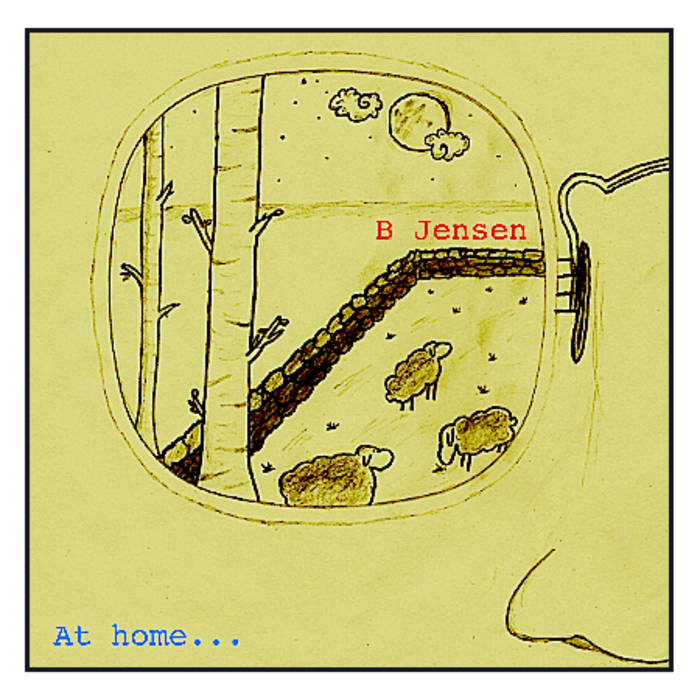 At Home EP cover art