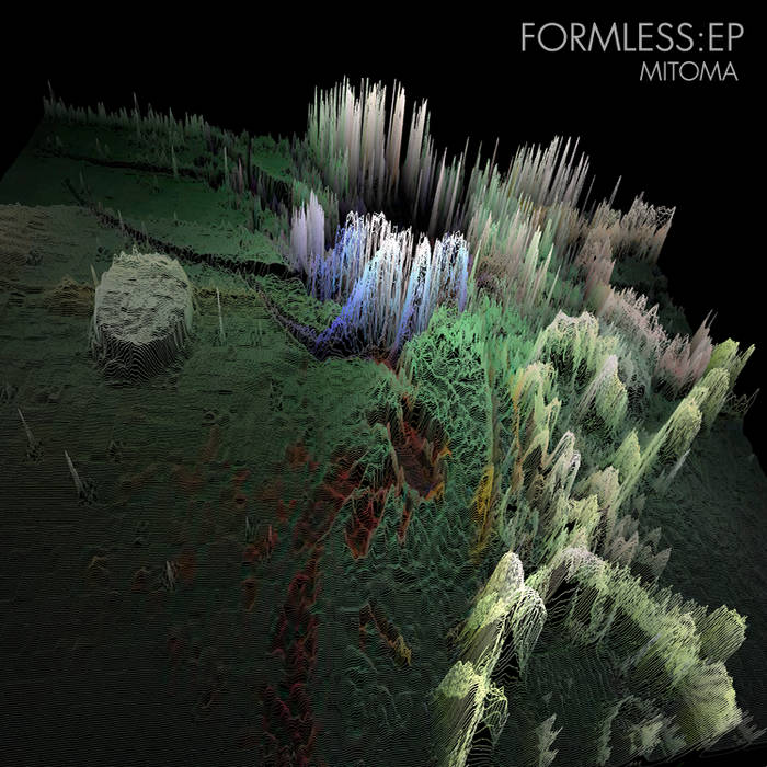 Formless:EP cover art
