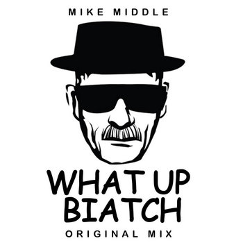 What Up Biatch! cover art