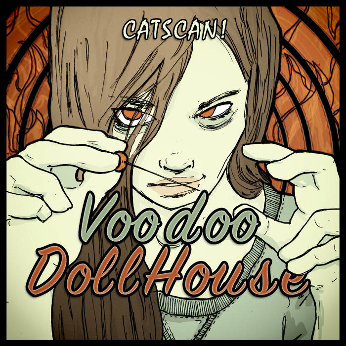 Voodoo Dollhouse cover art