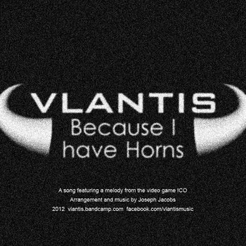 Because I have Horns cover art