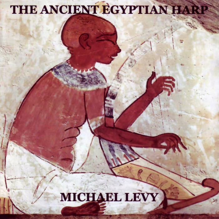 The Ancient Egyptian Harp cover art