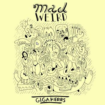 Mad Weird cover art