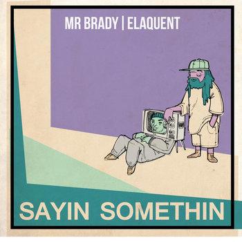 Sayin Somethin Ep cover art