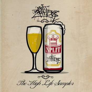 Split Prophets- High Life Sampler cover art