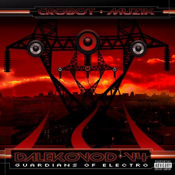 Dalekovod V4 - Guardians of Electro cover art