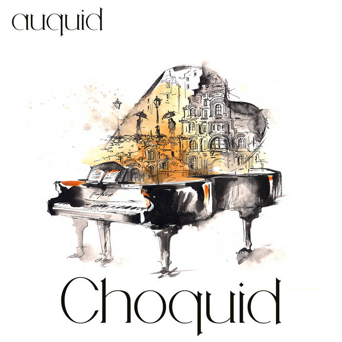 Choquid cover art