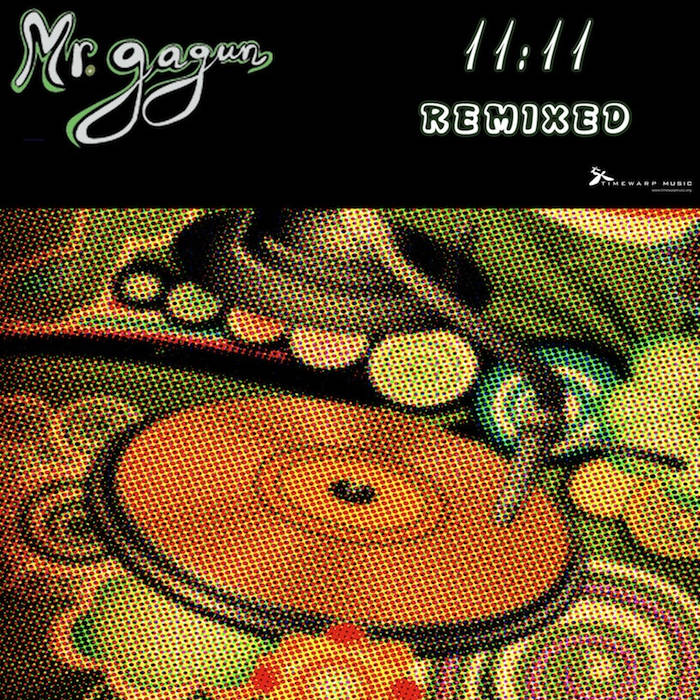 11.11 Remixed cover art