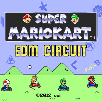 SMK: EDM Circuit cover art