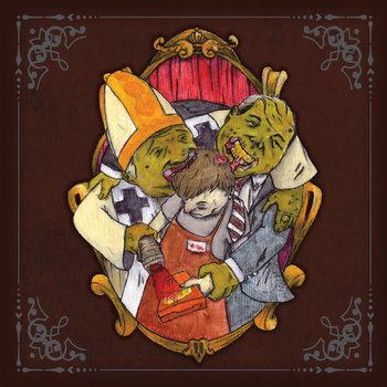 Brain Food LP (Side B) cover art