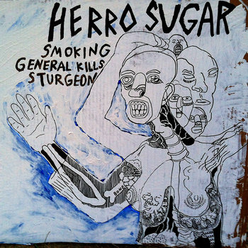 Smoking General Kills Sturgeon cover art