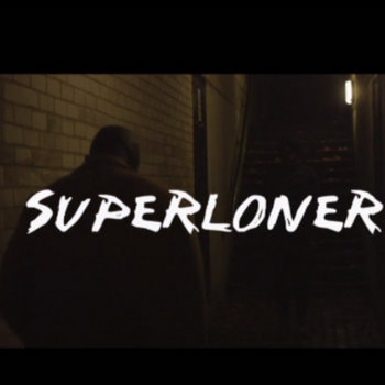 SuperLoner (produced by Cruise City, Cyrus & Ben Ridley) cover art