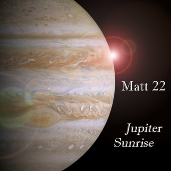 Jupiter Sunrise cover art