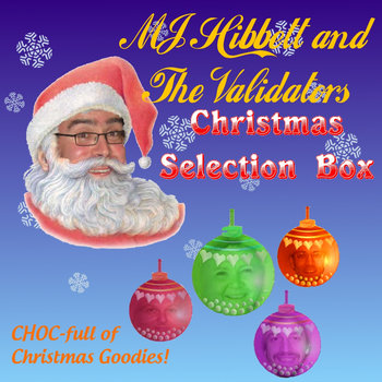 Christmas Selection Box cover art